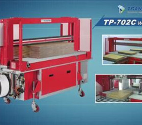 TP-702C Corrugated Strapper